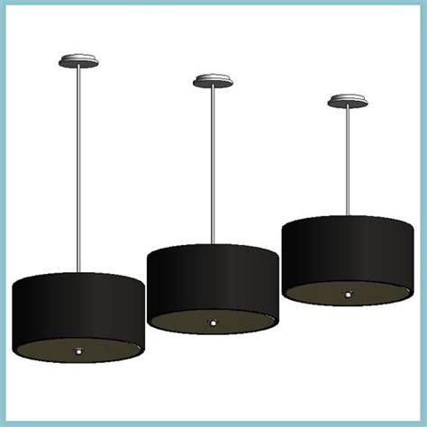 Revit Pendant Light Revitcity Object Zaragoza Black Small Pendant Light
