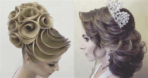 insanely elaborated quinceanera hairstyles by george kot