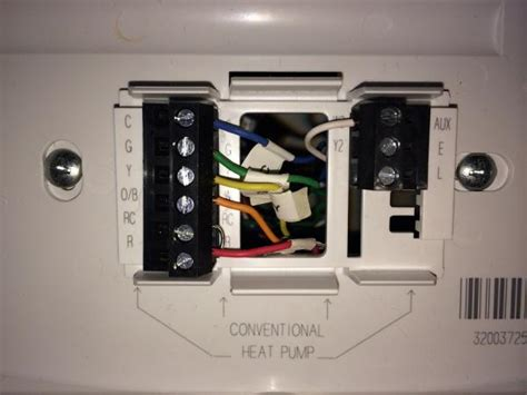 honeywell thermostat fan won t turn off heat won t turn off on goodman aruf 030 00a 1