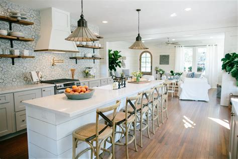 magnolia homes kitchens on pinterest french country kitchens country