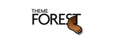 logo on themeforest de beste wordpress themes op themeforest