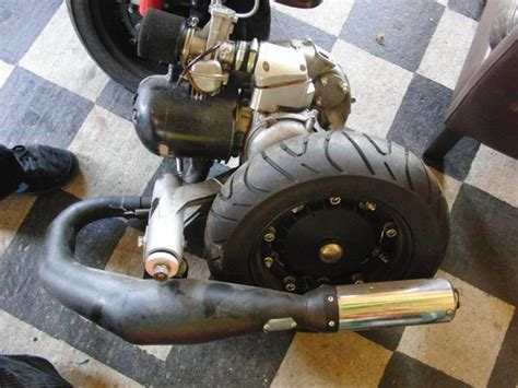 Motorrad Teile Bremen by Vespa Px 200 Tuning Motor 25ps 500km Gelaufen Alles