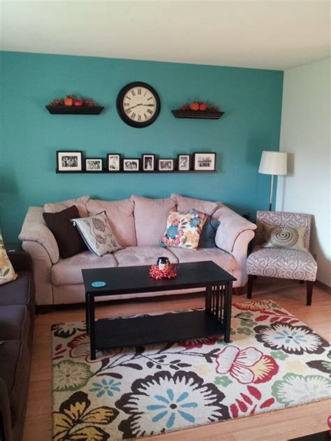 teal accent wall teal accent wall create pinterest