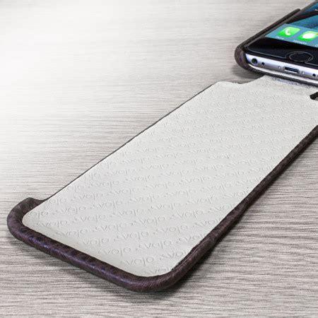 Best Leather Premium Iphone 6 6s Berkualitas vaja ivo top iphone 6s 6 premium leather flip brown