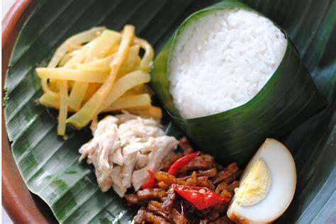 nasi liwet khas nasi kentjana nasi kentjana
