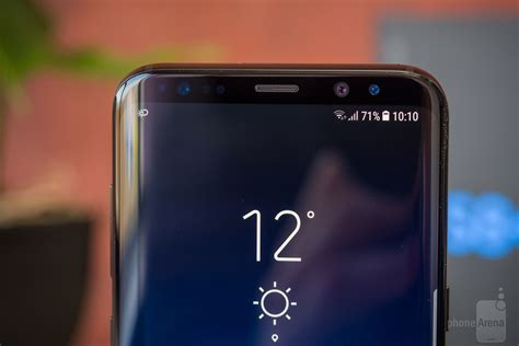 samsung galaxy phone review samsung galaxy s8 review