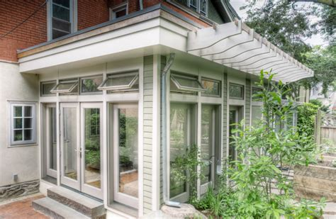 Sunroom Windows Cost Sunroom Cost Exterior Traditional With Awning Windows