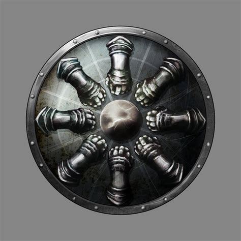 shield design contest held by from software dark souls shield design contest brethren by gameguran