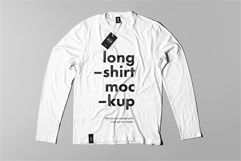 15 White T Shirt Mockups For Designers And Marketers Omega Updates Sleeve Shirt Template Psd