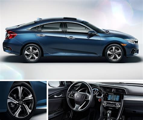 Luther Brookdale Honda by 2016 Honda Civic Gets Ambitious New Redesign Luther
