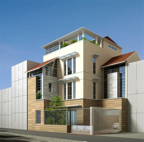 Home Design Story New Items by 3d Contemporary Multi Story House Cgtrader