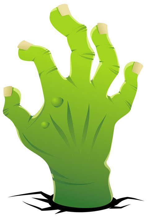 clipart zombie zombie hand clipart clipartxtras