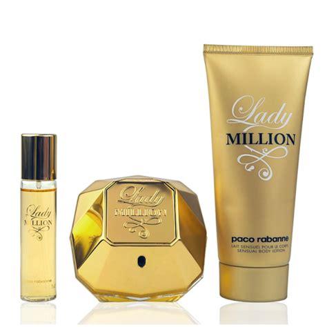 Paco Rabanne Million 5ml paco rabanne million eau de parfum 80ml lotion