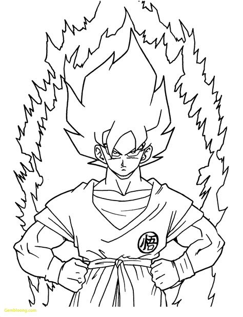 dbz coloring pages games dragon ball z coloring pages goku kamehameha bltidm