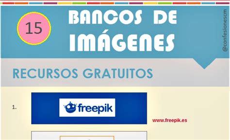 bancos imagenes libres quince bancos de im 225 genes libres en una infograf 237 a