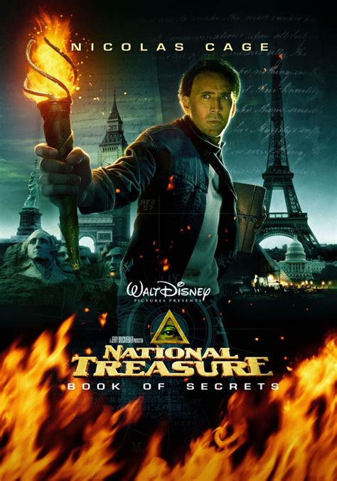 Book Of Secrets national treasure book of secrets 183 george washington s