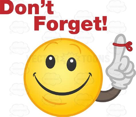 Dont Forget The Detox by Don T Forget Humorous Clipart Clipart Kid