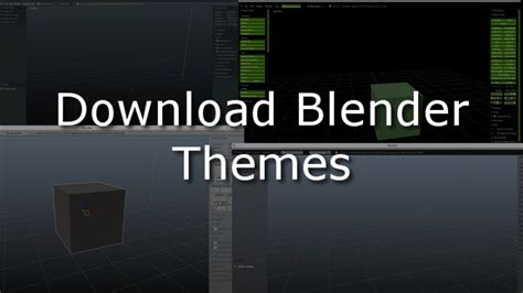 qlikview default themes download blender themes youtube