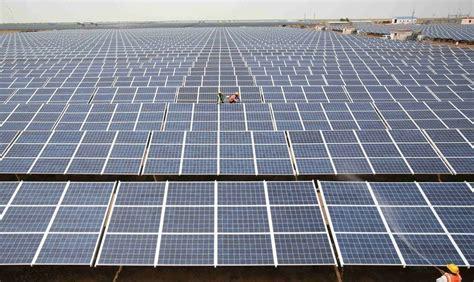solar panels for park homes charanka solar park overview pv modules inverter technology details of gujarat solar park