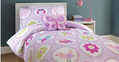 owl comforter set twin piper 2 piece twin comforter set owl purple home bed