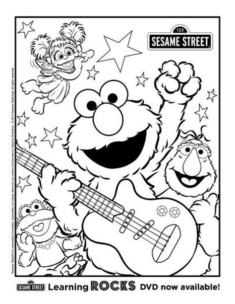 Sesame Printables