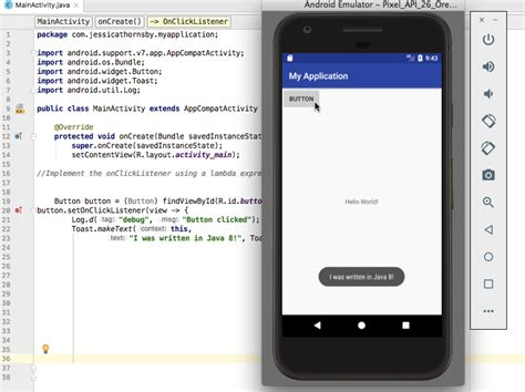 android java 8 java 8 for android cleaner code with lambda expressions medianic