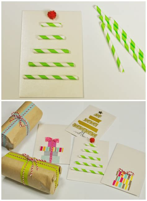Paper Straw Crafts - crafts paper straw card be a