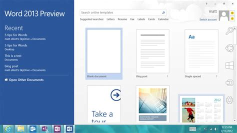 layout office word microsoft office 2013 review word excel powerpoint