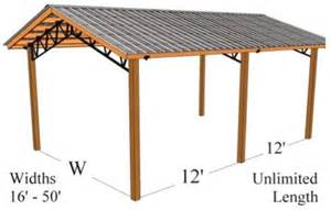 Building Small Barns Sheds Shelters Steel Trusses Pressure Treated Post Metal Roofing Pole
