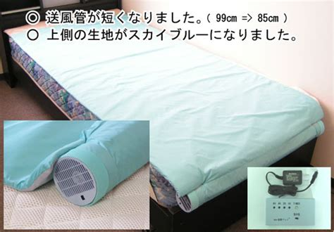 air conditioned bed kuchofuku air conditioned bed dual fan cooling bed from