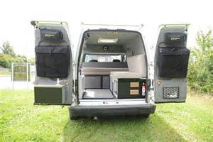 Ford Transit Rv Conversion Cervan Conversions Ford Connect Conversion Kits