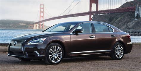 2016 Lexus Ls 600h L Review Cargurus