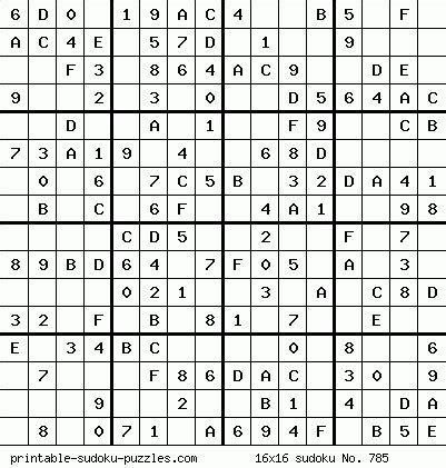 printable challenger sudoku 16x16 12 best sudoku variations images on pinterest crossword