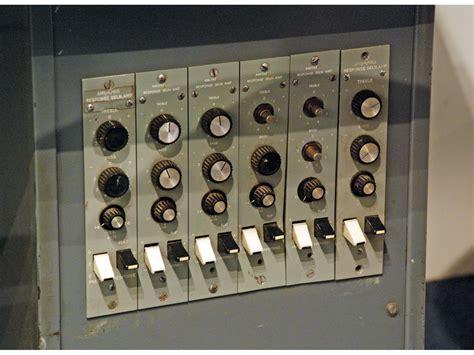 bbcemi  console rare vintage mixing console