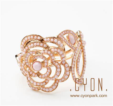 Gelang Lingkar Gold aksesoris terbaru cyonpark butik shop tas pesta