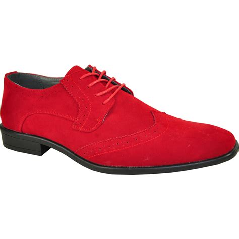 bravo sports s king 3 dress wingtip oxford wide width available shop your way
