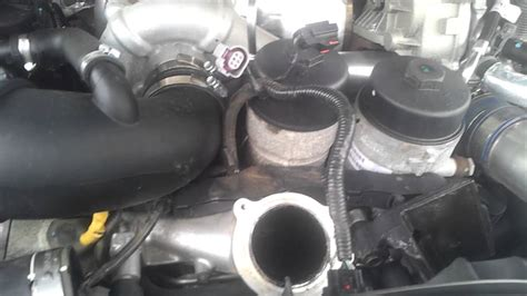 Trans Mounting Grand Max 6 4 egr removal