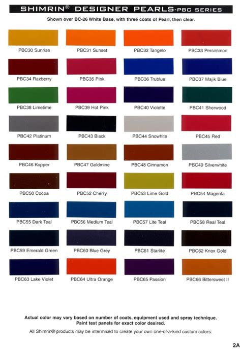 custom car paint colors sles autos post