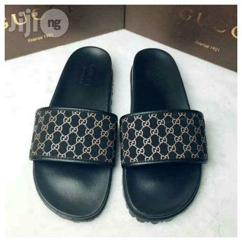 gucci slippers for sale new gucci slippers original for sale in surulere buy