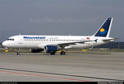 ina section 320 ts ina nouvelair airbus a320 at milan malpensa photo
