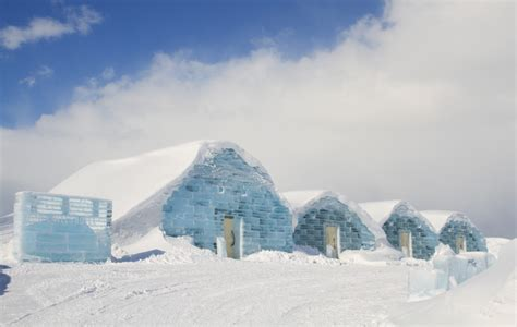 designboom icehotel toshihiko shibuya colorizes ice hotel with frosted