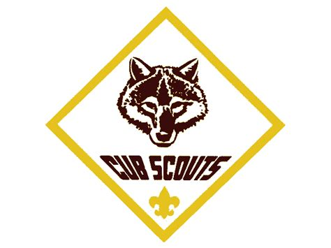 cub scouts of america logo scouting indian creek primitive baptist church