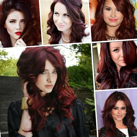hair color trends latest hair color trends fall 2018