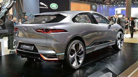 Jaguar Suv 2020 by Jaguar I Pace Concept All Electric Suv 2018 Electric