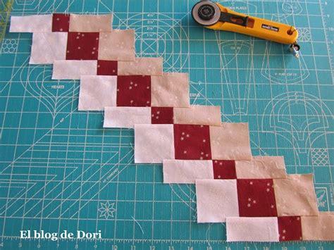 Patchwork Tutorial - seminole border tutorial quilting
