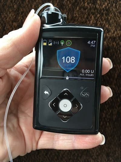 generation insulin pump genesis health system