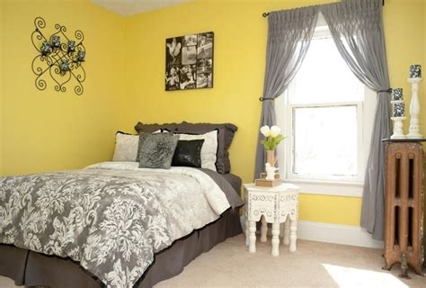 Yellow Bedroom Designs by Yellow Bedroom Designs Ideas Decor Photos Homedecorbuzz