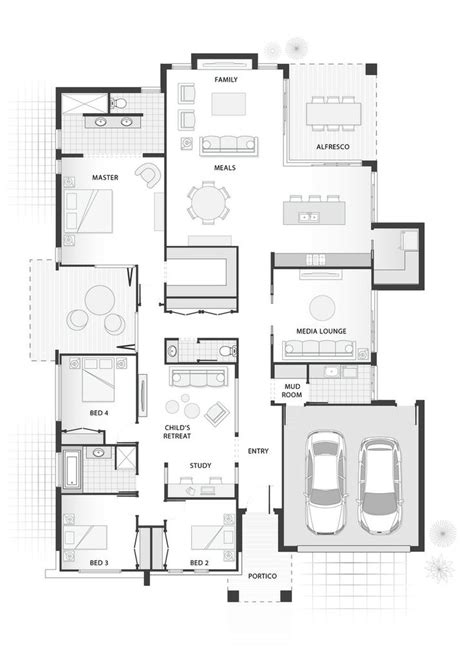 hate the layout of my house standard floorplan for the penn i like this plan although