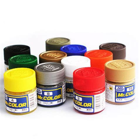 mr color paint gunze mr color paint