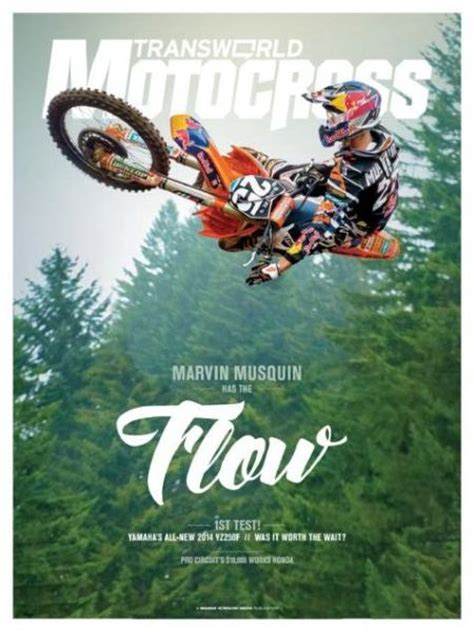 Transworld Motocross Magazine Subscription Discounts